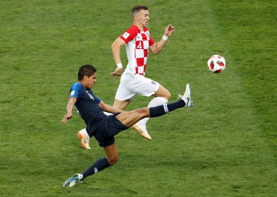 France Croatie : La Finale De La Coupe Du Monde De Football En Direct Et En Photos ( 72