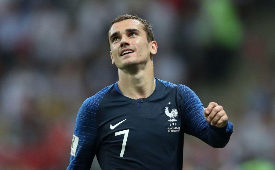 France Croatie : La Finale De La Coupe Du Monde De Football En Direct Et En Photos ( 74