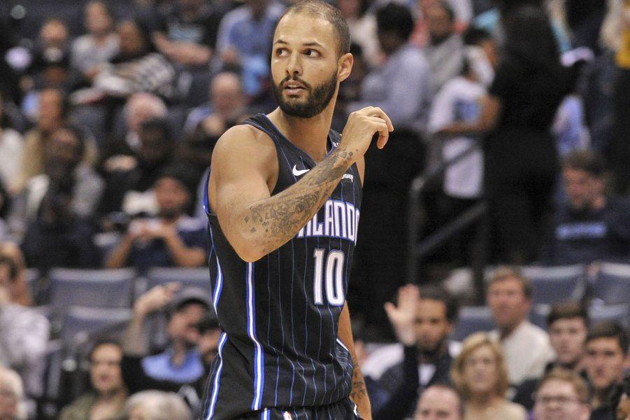 9. Evan Fournier (basketball) 15,2 millions