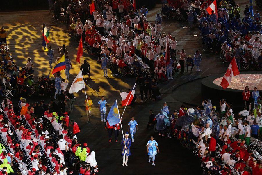 Les Jeux paralympiques de Rio se sont achevés dimanche