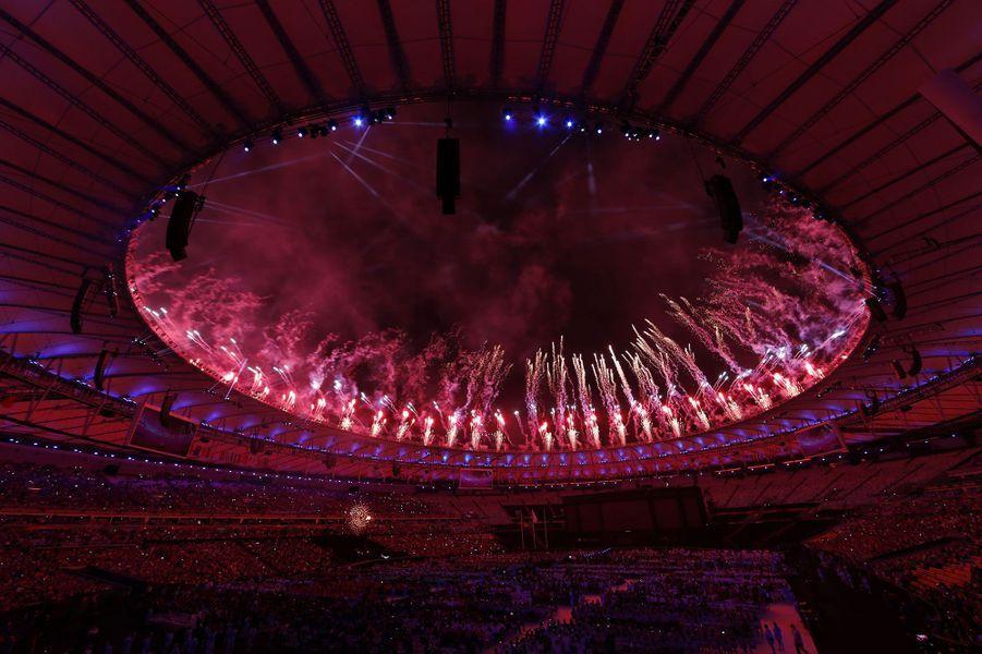 Les Jeux paralympiques se sont achevés dimanche