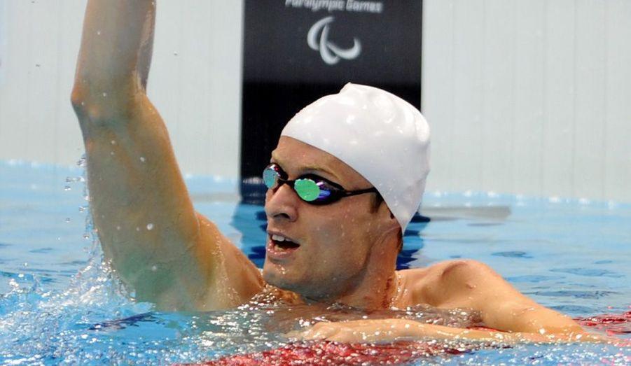 Pour ses premiers Jeux, le nageur Charles Rozoy s'est offert l'or jeudi, sur sa course de prédilection le 100 m papillon.
