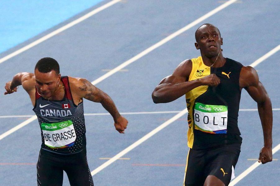 JO 2016 : Bolt, toujours plus dans la légende