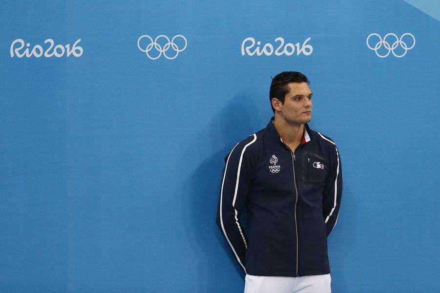 JO 2016 : Florent Manaudou a perdu vendredi à Rio son titre olympique du 50 m libre.