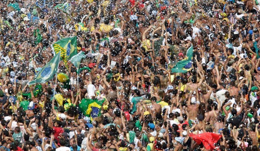 La foule des grands jours