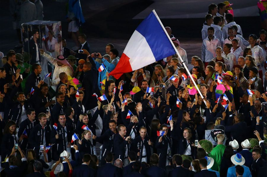 JO 2016 : Teddy Riner, chef de file des Français