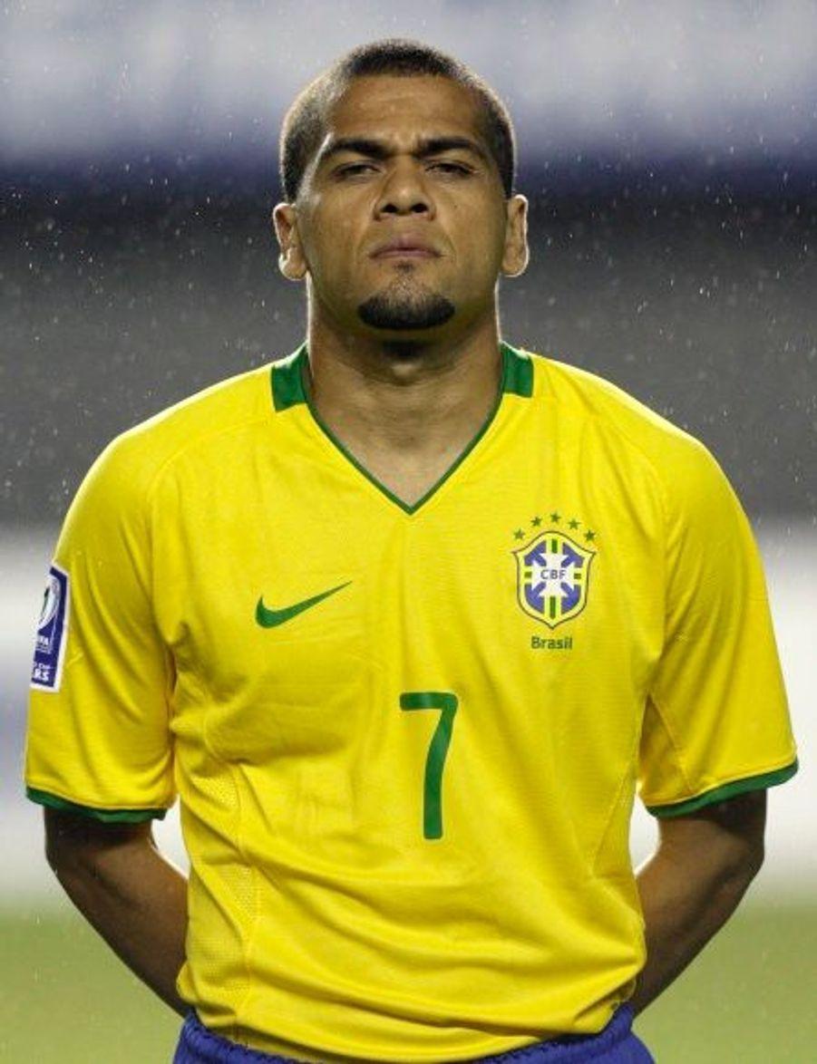 Dani Alves (Brésil)