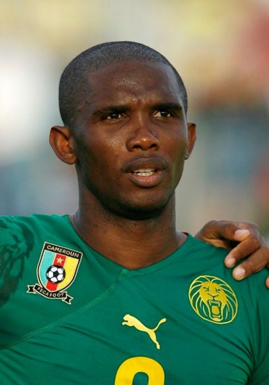Samuel Eto'o (Cameroun)