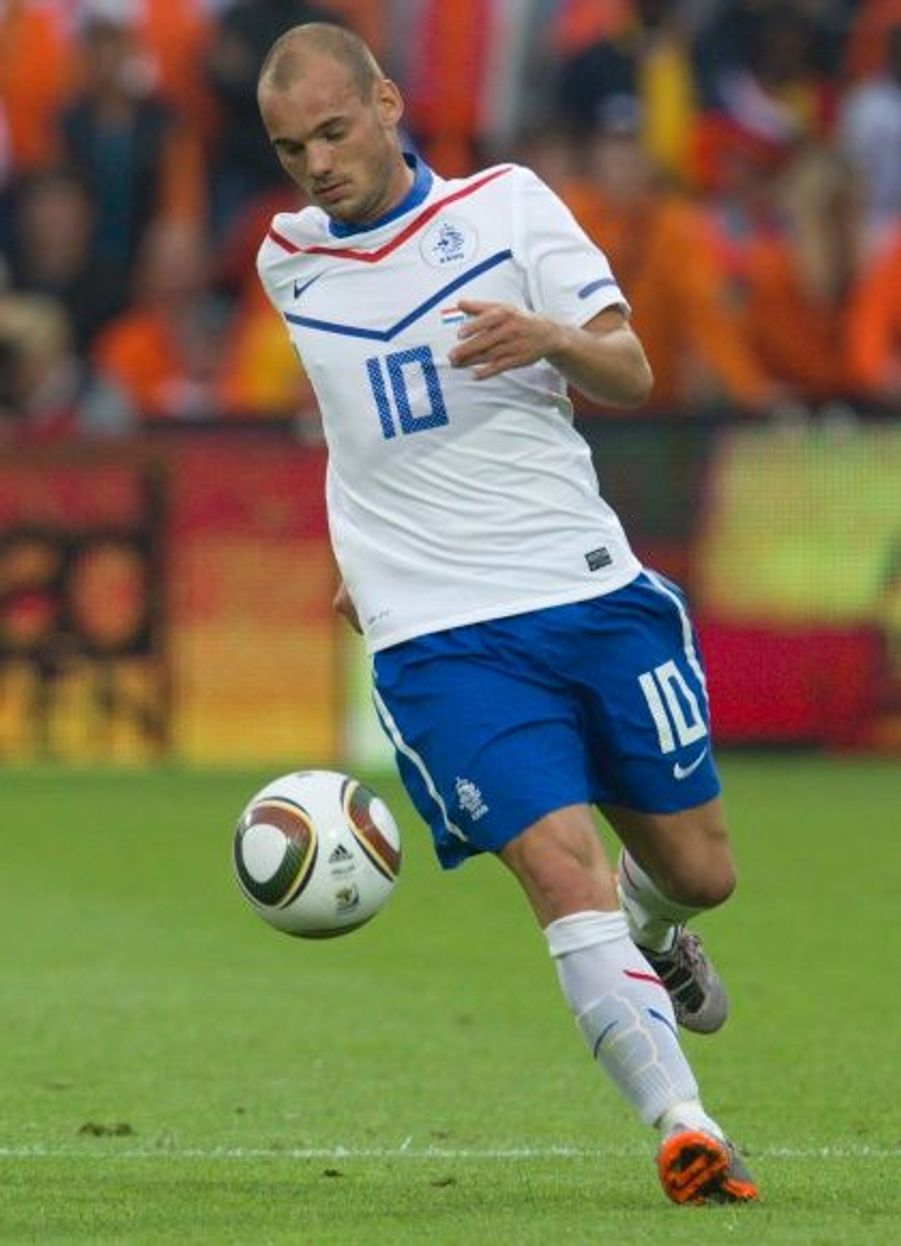 Wesley Sneijder (Pays-Bas)