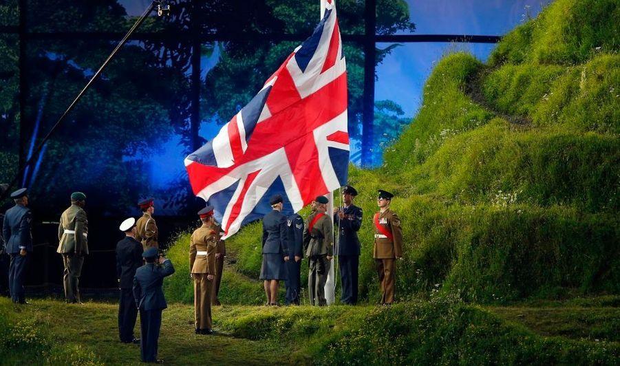 Un hommage a été rendu aux victimes des deux guerres mondiales.