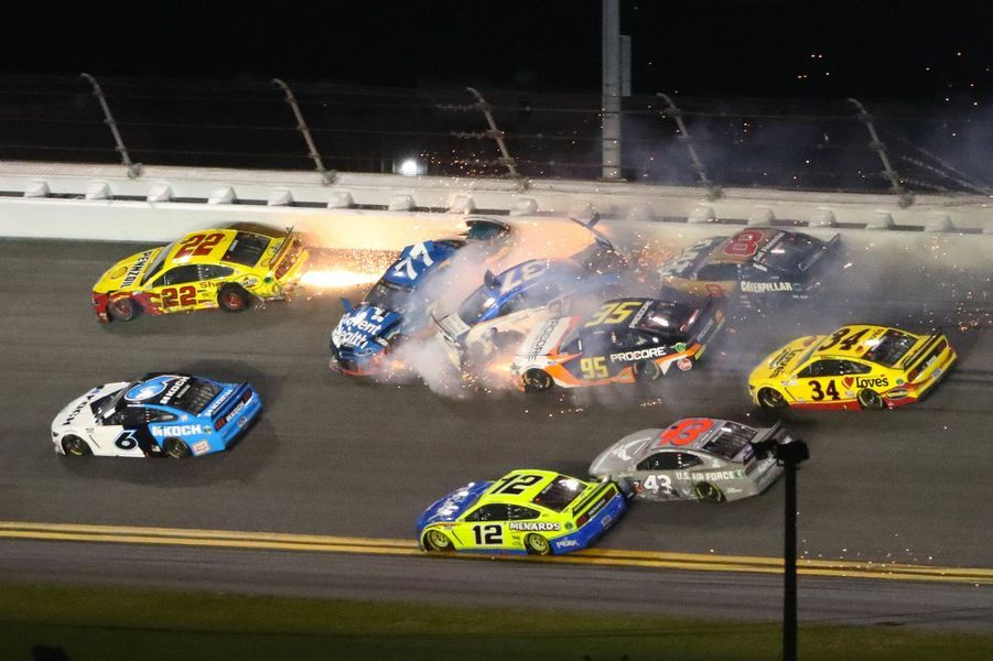 Daytona 500 | La vie de Ryan Newman n'est pas en danger