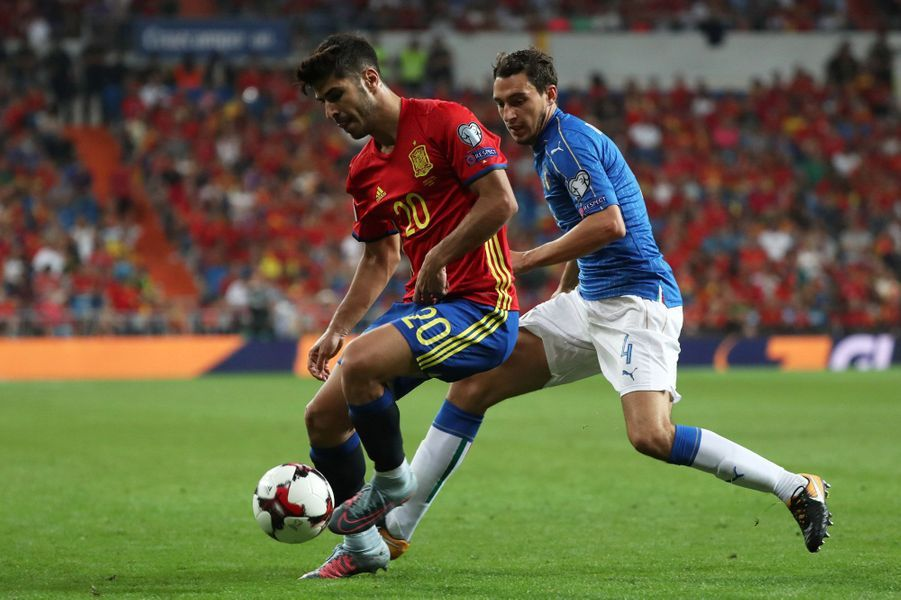 Marco Asensio, 22 ans (Espagne)