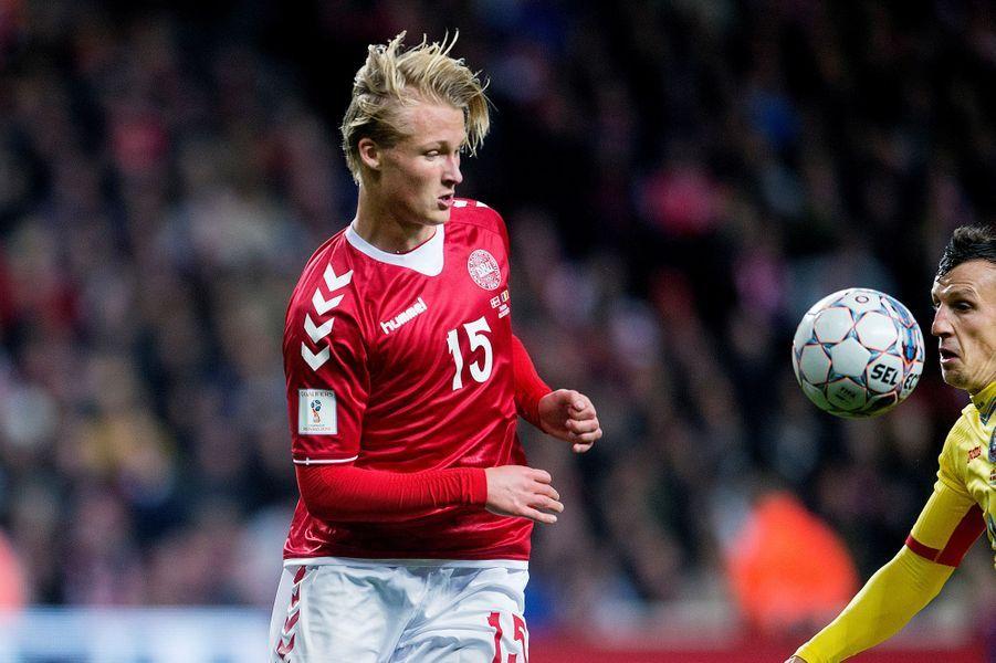 Kasper Dolberg, 20 ans (Danemark)