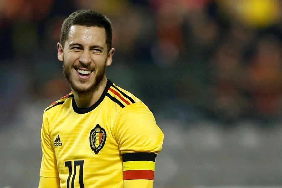 Eden Hazard (Belgique)