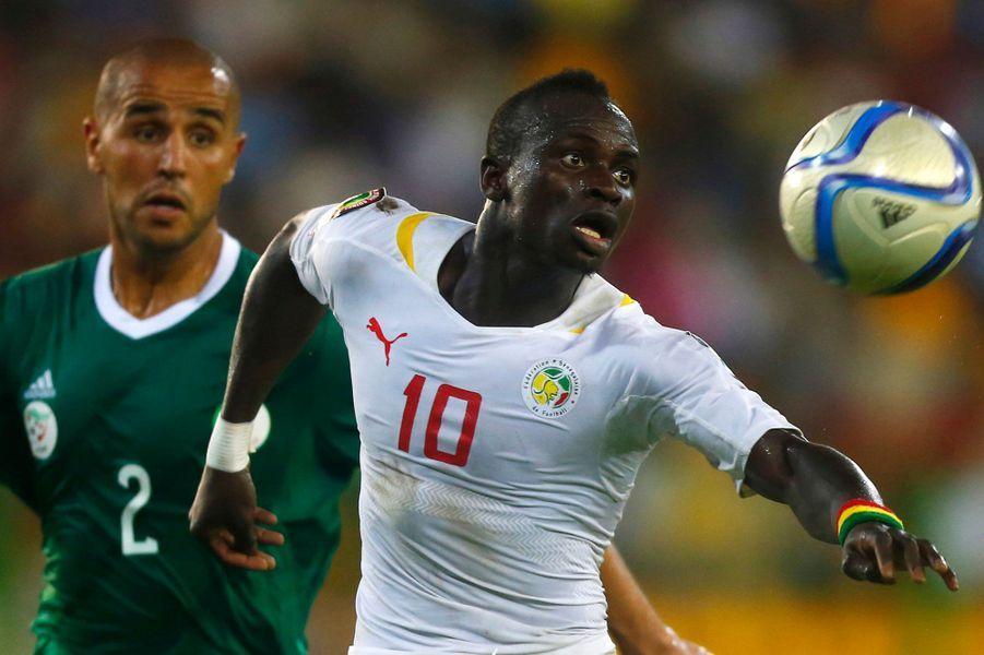 Sadio Mané (Sénégal)