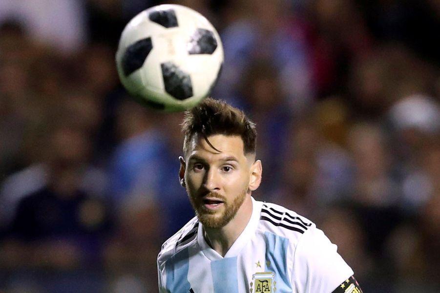 Lionel Messi (Argentine)