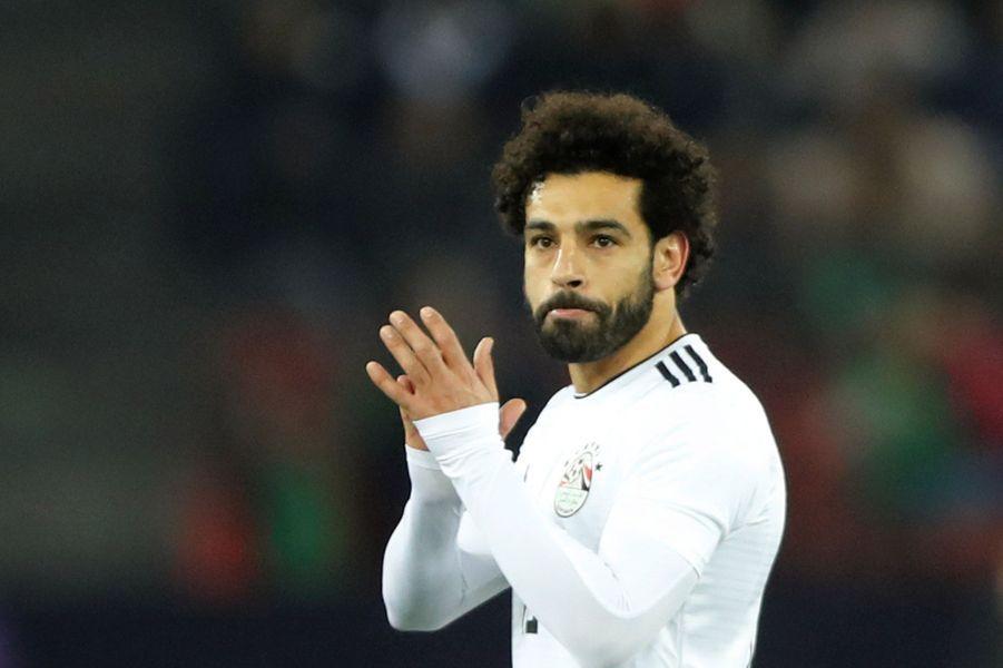 Mohamed Salah (Egypte)