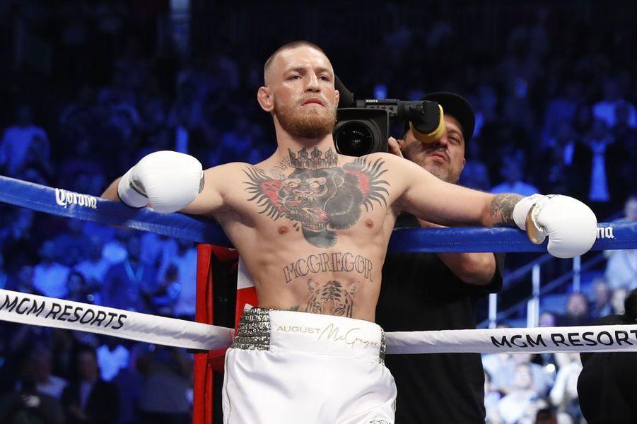 4- Conor McGregor (Arts martiaux mixtes) : 99 millions de dollars