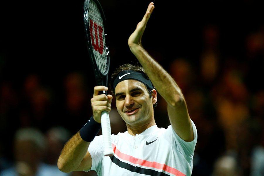 7- Roger Federer (tennis) : 72,2 millions de dollars