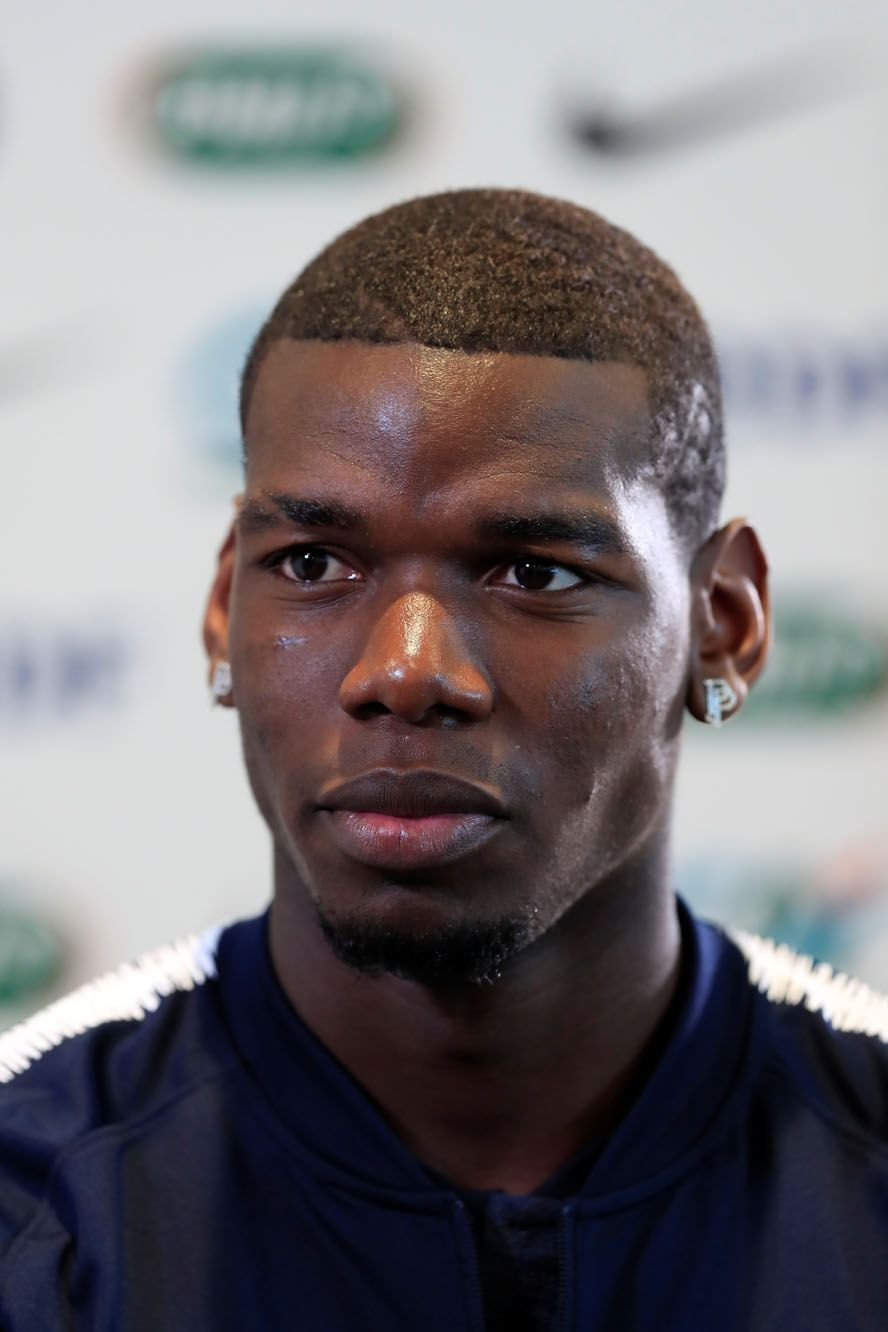 Paul Pogba (Manchester United/ANG)