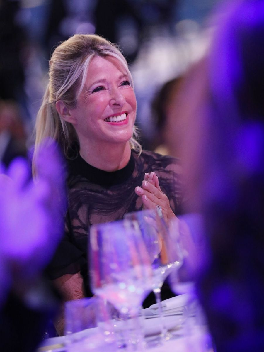 Christine Le Gal,présidentede laFondation PSG