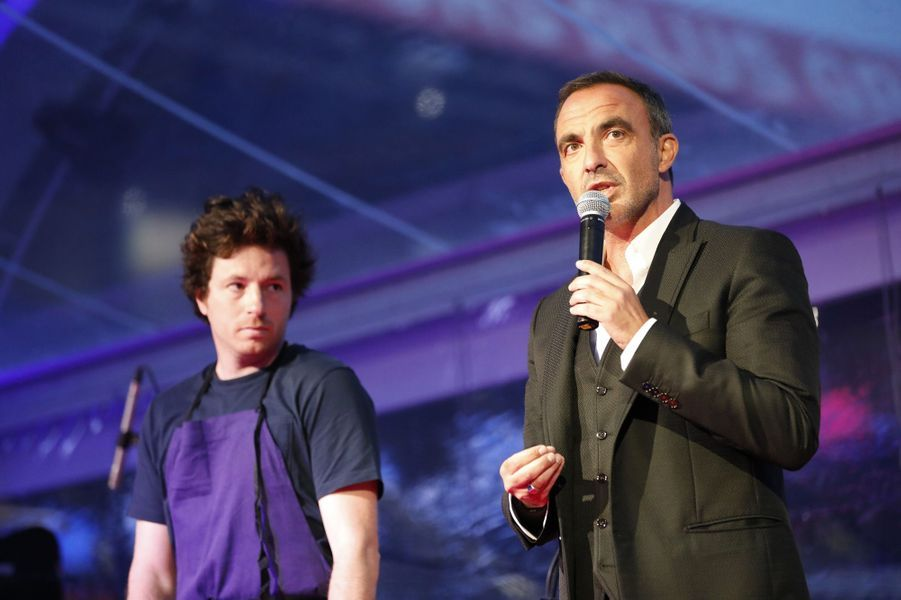 Nikos et Jean Imbert