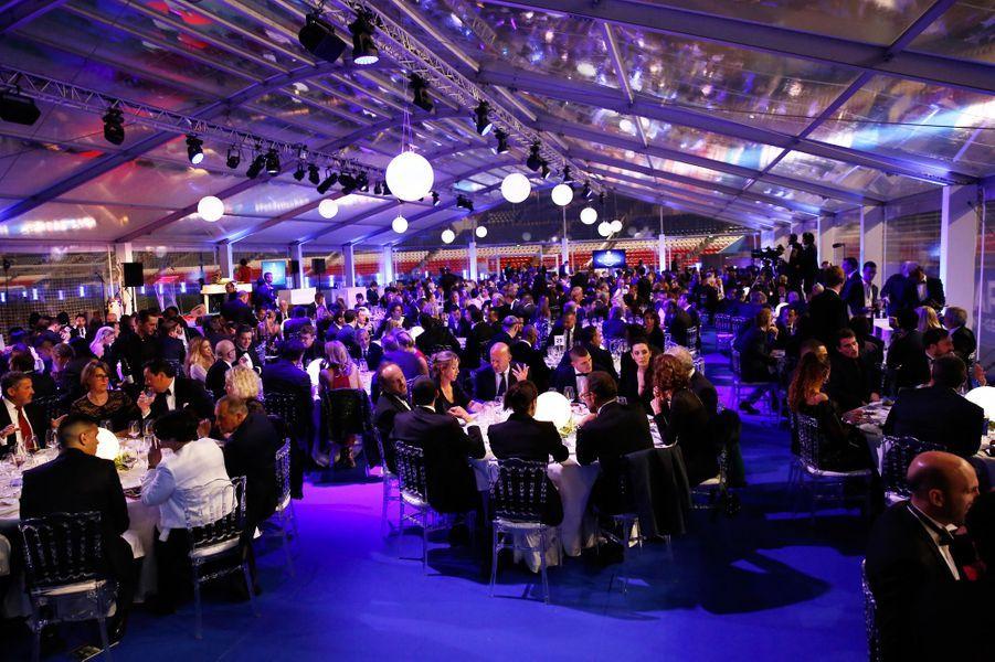 Le gala du PSG a eu lieu mardi au Parc des Princes.