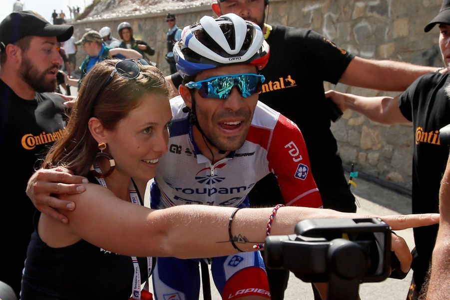 Thibaut Pinot a remporté la 14e étape entre Tarbes et le Tourmalet