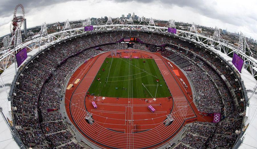 Discipline reine des Jeux Olympiques, l'athlétisme a débuté ce vendredi au stade olympique de Londres.