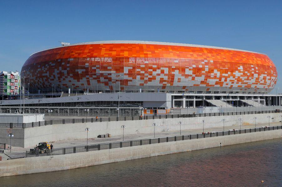 LaMordovia Arena àSaransk