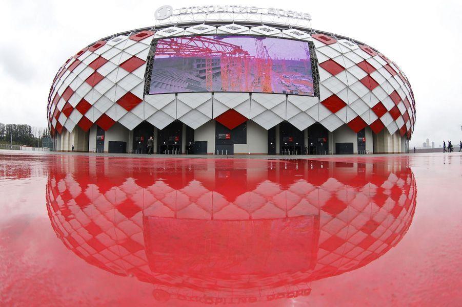Le StadeSpartak (anciennementl'Otkrytie Arena)