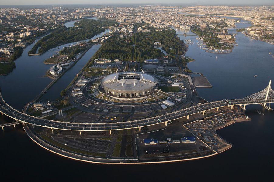 La Saint-Pétersbourg Arena