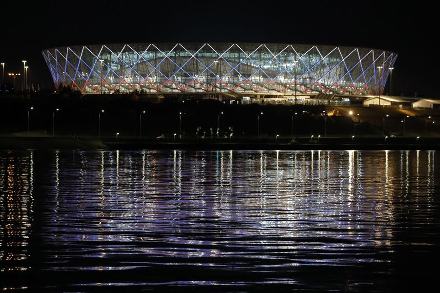 LaVolgograd Arena