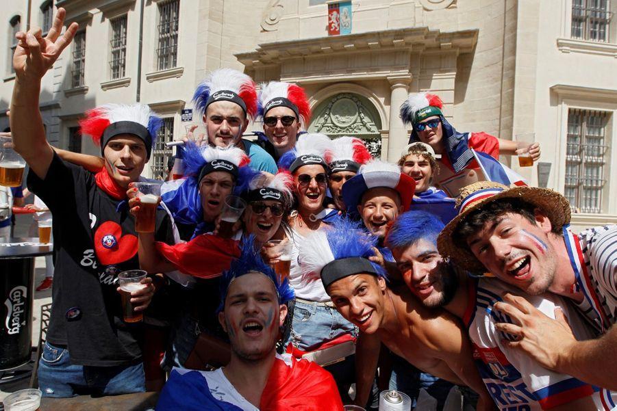 Mondial : La Fièvre Monte, Le Champ de Mars Pris D'assaut ( 16
