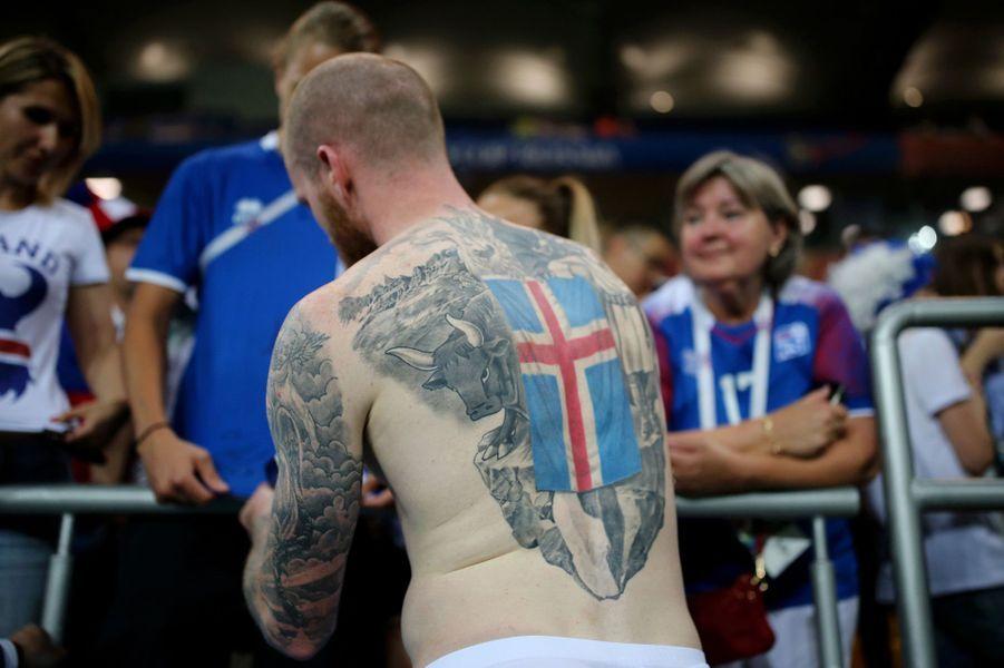 L'Islandais Aron Gunnarsson