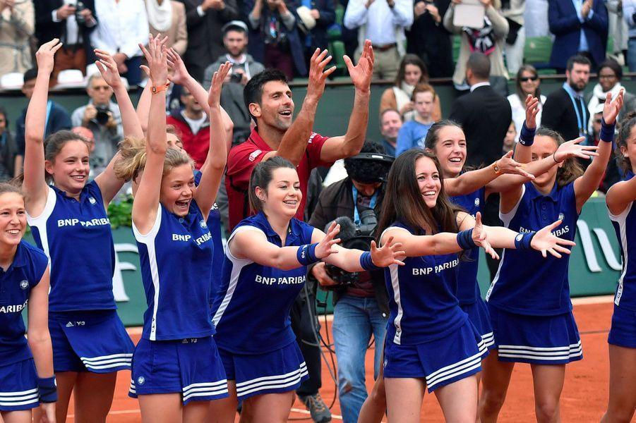 Roland-Garros : Novak Djokovic entre dans l'Histoire