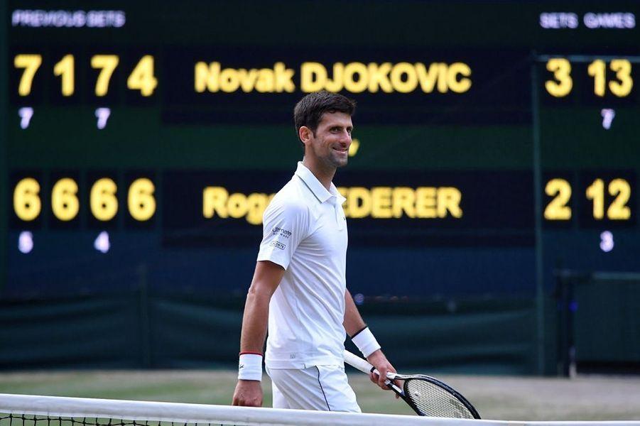 Le premier super tie-break de l'histoire de Wimbledon.
