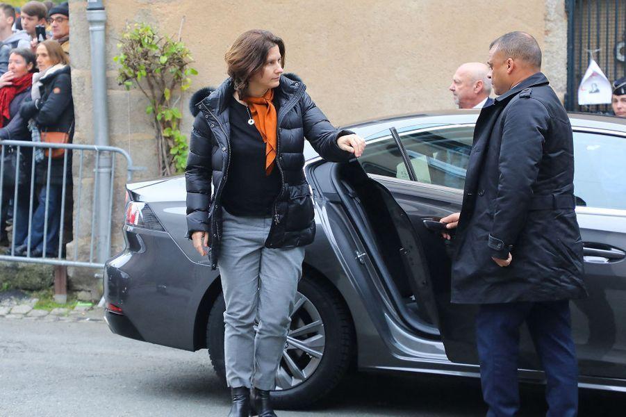 La ministre des SportsRoxana Maracineanu