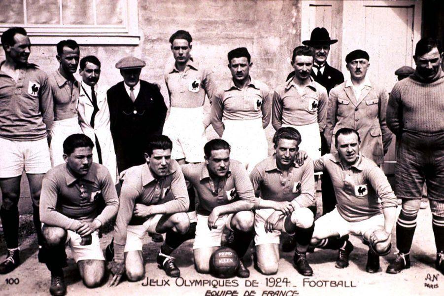 Equipe de France de football, 1924