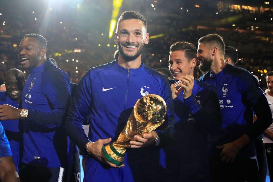 Hugo Lloris et la Coupe du Monde