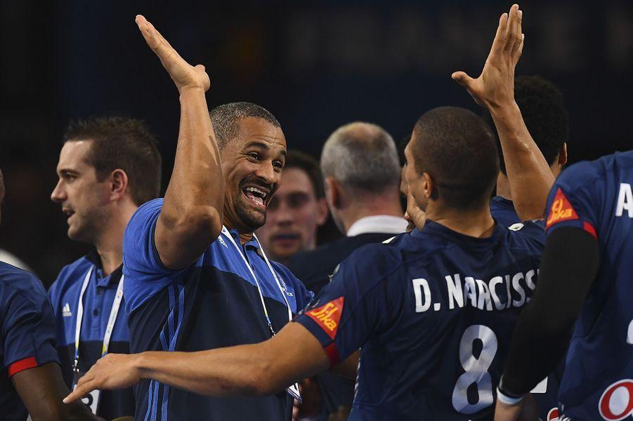 Les Bleus sont qualifiés pour la finale qui aurai lieu dimanche.