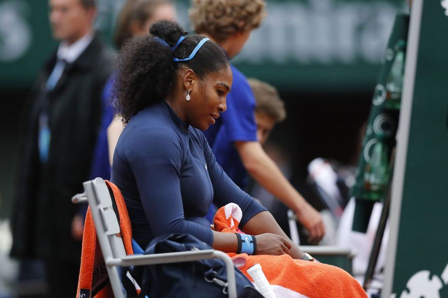 Serena Williams affrontera la Néerlandaise Kiki Bertens lors des demi-finales