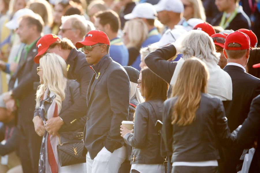 Le désarroi de Tiger Woods.