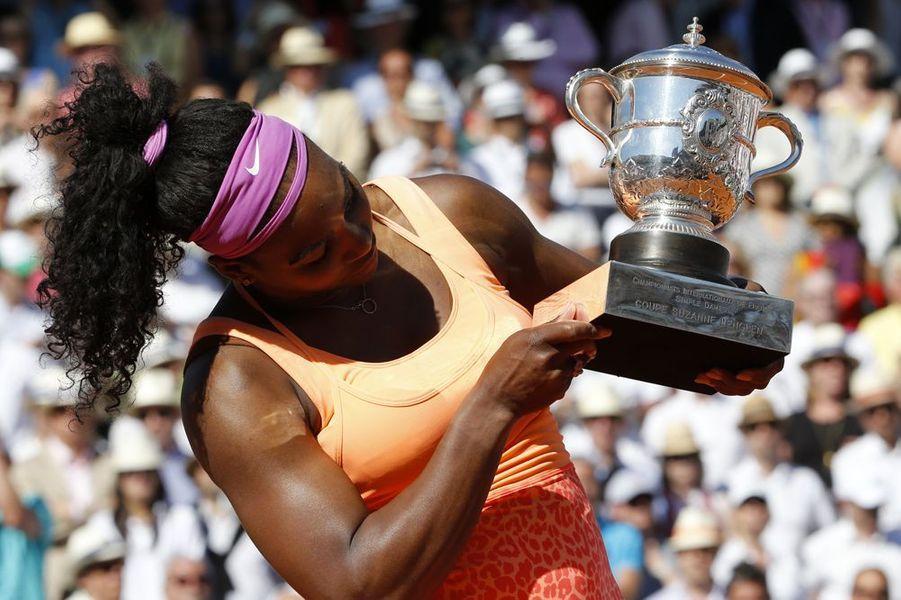 La reine de Roland Garros