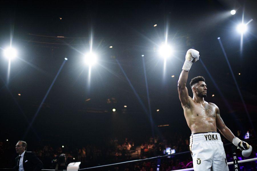 Tony Yoka triomphe sur son adversaire américain.