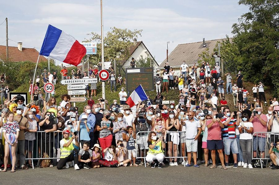 Le Tour de 2020 a été une belle fête populaire malgré le coronavirus.