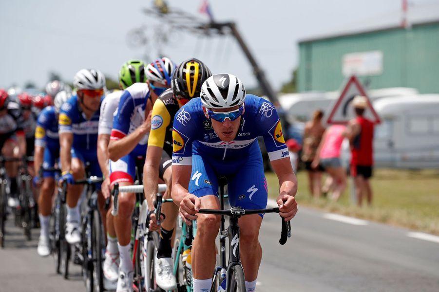 Le Tour de France a débuté samedi