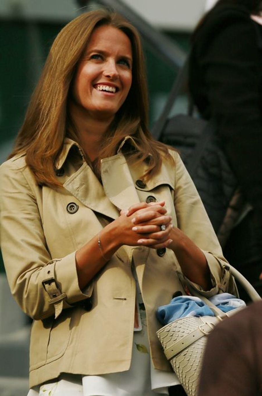 Kim Sears, l'épouse d'Andy Murray