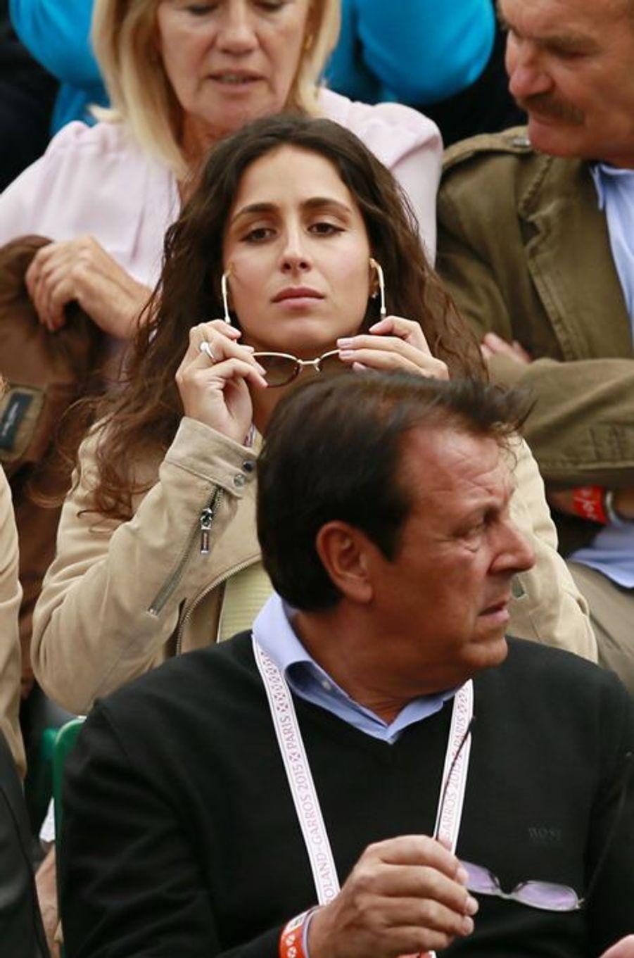 Maria Francesca Perello, la compagne de Rafael Nadal