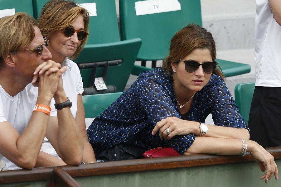 Mirka Federer, l'épouse de Roger